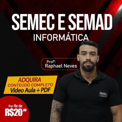 Informatica SEMEC e SEMED